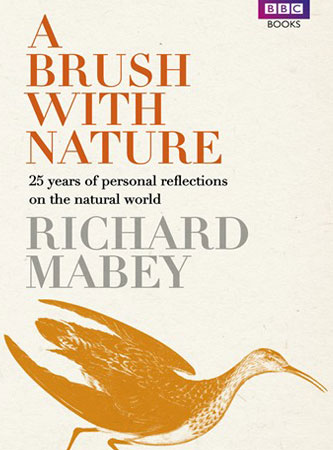 a brush with nature - book jacket