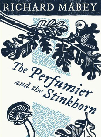 the perfumier and the stinkhorn - book jacket
