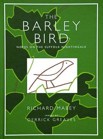 the barley bird - book jacket