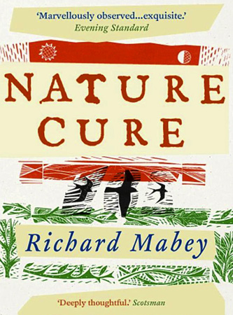 nature cure - book jacket