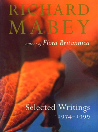 selected writings 1974 - 1999 - book jacket