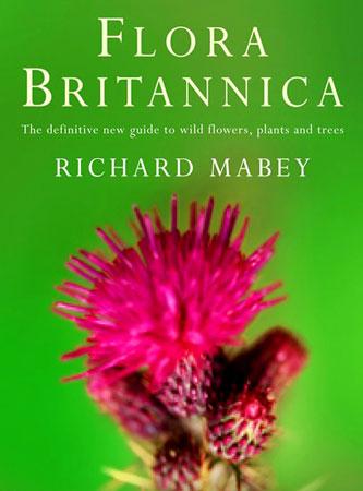 flora britannica - book jacket