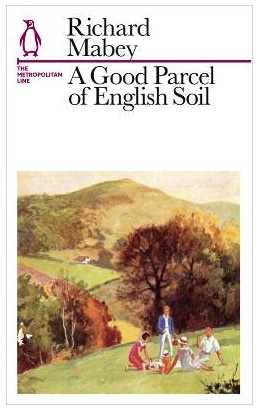 A Good Parcel of English soil - book jacket