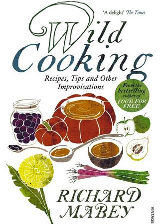 Wild Cooking - book jacket