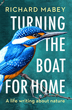 turning the boat for home book jacket